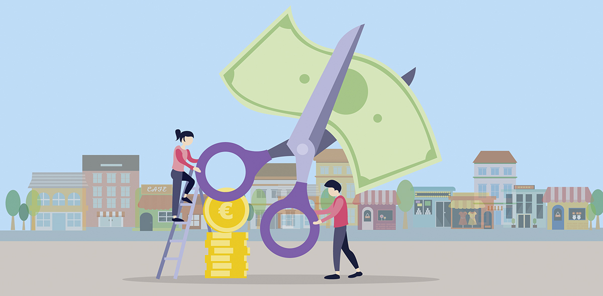 réduction des taxes